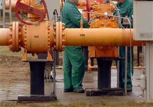 Украина начала тестовые поставки газа из Словакии - министр