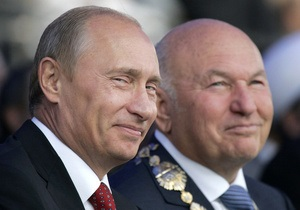 Путин рассказал о нескольких уголовных делах Лужкова. Экс-мэр Москвы утверждает, что его с кем-то перепутали
