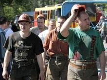 Несмотря на запрет, на шахте в Енакиево велась добыча угля
