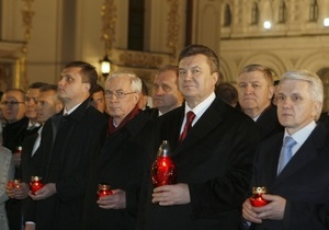 Герман: Янукович остается верным церкви, к которой принадлежит с рождения