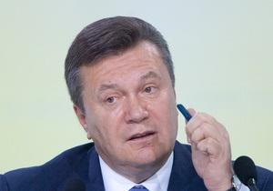 Янукович рассказал, что будет делать с решением Стокгольмского суда по иску RosUkrEnergo