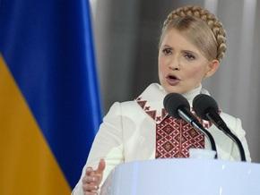 Тимошенко сегодня посетит районы эпидемии