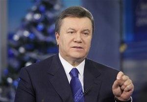 Янукович рассказал, как будут повышать тарифы на газ для населения