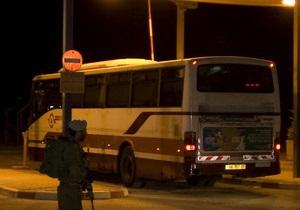 В Украине автобусам запретят ездить в темное время суток