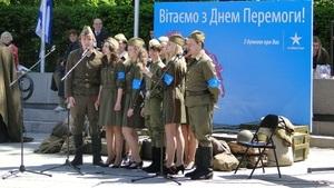 Киевстар  поздравил ветеранов песней Победы и звонком фронтовому другу