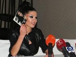 Руслана презентовала в Киеве международный альбом
