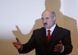 Лукашенко: Украина проявила интерес ко вступлению в ТС