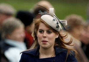 Британская принцесса попала в ДТП в центре Лондона