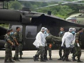 Опознаны первые одиннадцать жертв катастрофы самолета Air France