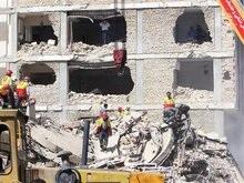 В Тегеране рухнул жилой дом: 19 погибших