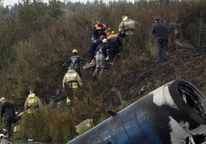 Выжившего при крушении Як-42 бортинженера могут выписать из больницы через две недели