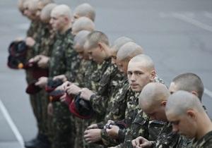 Во время весеннего призыва на военную службу будет призвано 7,5 тыс человек