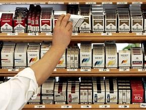Рада повысила акциз на табачные изделия