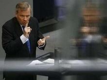 Схеффер: НАТО не будет вмешиваться в дискуссию Украины с Россией