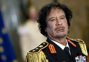 НАТО: Войска Каддафи по-прежнему представляют угрозу