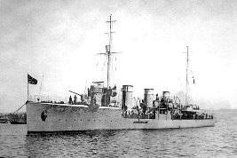 В Черном море взорваны два крупных боеприпаса с затонувшего в годы Второй мировой войны миноносца
