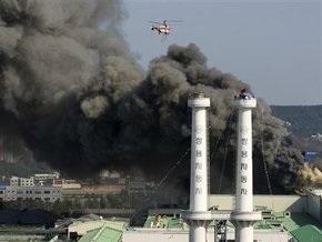 В Южной Корее спецназ отбил у бастующих завод SsangYong