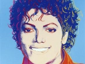 Портрет Джексона кисти короля поп-арта выставили на аукцион