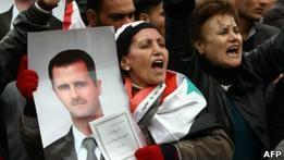 В Сирии проходит референдум несмотря на протесты
