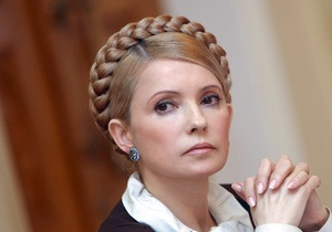 Тимошенко отрицает использование админресурса на выборах президента