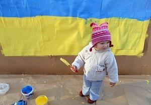 В сентябре численность населения Украины увеличилась впервые за 19 лет