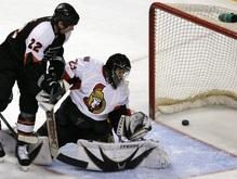 NHL: Летчики разбомбили Оттаву