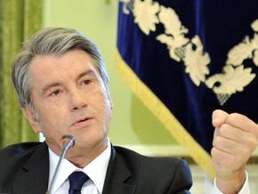 Ющенко: Мне известно, как готовится политическое шоу сдачи Лозинского