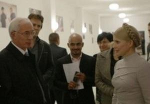Партия Тимошенко: Азаров вместо дискуссии перешел на банальное хамство