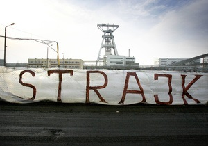 Новости Польши - В Польше более 100 тысяч человек проводят всеобщую забастовку