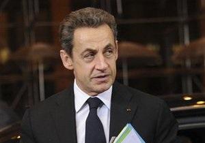 Саркози: Париж и Берлин хотят подписания бюджетного договора в марте