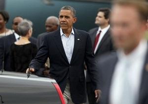 Обама планирует визит в Россию