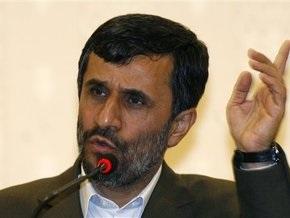Ахмадинеджад не исключает, что обогащенный уран его стране предоставят США
