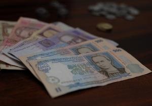 Украина вновь нарастила объем государственного долга