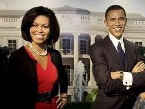 В вашингтонском музее Тюссо появилась восковая фигура Мишель Обамы