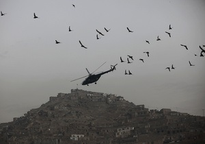 Авиация НАТО по ошибке разбомбила предвыборный митинг афганского депутата