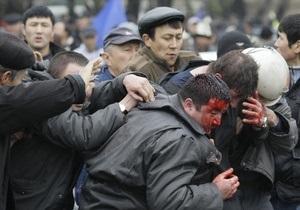 Киргизские военные открыли огонь по протестующим: оппозиция заявляет о 50 погибших