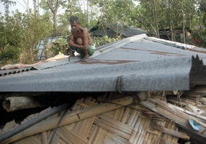 Жертвами циклона в Индии стали 116 человек