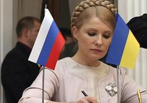 Тимошенко написала в Newsweek: Россия вновь обрела уверенность в себе, а не агрессивность