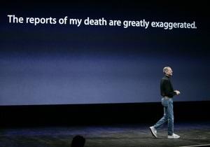 Корреспондент.net предлагает читателям почтить память Стива Джобса