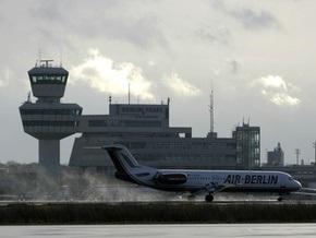 В берлинском аэропорту вспыхнул пожар