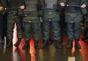 В Петербурге перед Гостиным двором полиция начала усиленное патрулирование