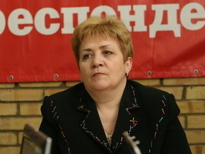 Рада уволила Семенюк-Самсоненко