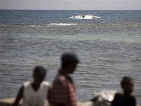 У берегов Мозамбика затонуло судно с нелегалами: девять человек погибли