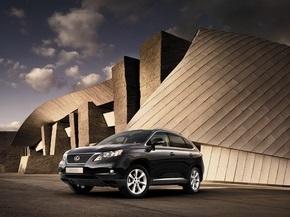 Эксклюзивное предложение на новый Lexus RX 350