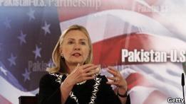 Представители США встречались с боевиками Хаккани
