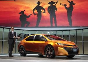 Corolla против Focus. Какой же автомобиль стал самым продаваемым в 2012 году
