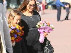 СМИ: Виталина Ющенко на седьмом месяце беременности