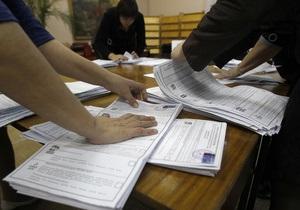 ЦИК РФ обработал 99,99% протоколов: Единая Россия набирает 49,3% голосов