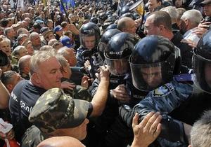 Корреспондент: Бессилие слабых. Оппозиция упускает потенциал народной поддержки