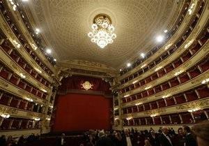Новости Италии - кризис Еврозоны: Знаменитый оперный театр Ла Скала сокращает репертуар из-за кризиса
